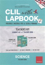 CLIL with lapbook. Science. Quarta. Kit insegnante