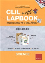 Clil With Lapbook. Science. Quinta. Kit alunno