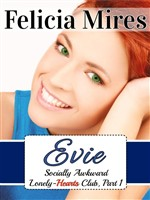 Evie (Socially Awkward Lonely-Hearts Club, Part 1), a Chick-Lit Romance