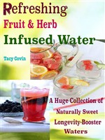 Refreshing Fruit & Herb Infused Water!