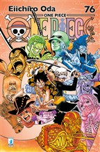 One piece. New edition. Vol. 76