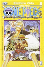 One piece. New edition Vol. 8