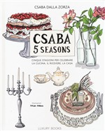 Csaba five seasons