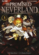 The promised Neverland. Vol. 3