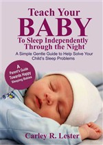 Teach your Baby to Sleep Independently Through the Night