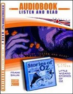 Little wizard stories of Oz. Audiolibro. CD Audio e CD-ROM