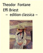 Effi Briest - edition classica -