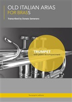 Old Italian Arias for Brass. Trumpet