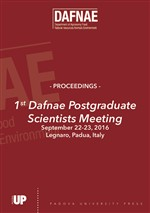 1st Post graduate scientists meeting 2016
