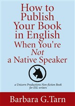 How to Publish Your Book in English