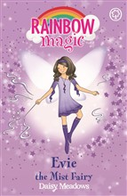 Rainbow Magic: Evie The Mist Fairy