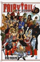 Fairy Tail. New edition Vol. 6