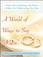 A World of Ways to Say I Do