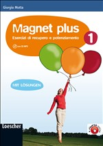 Magnet plus 1 + CD