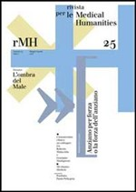 Rivista per le medical humanities (2013). Vol. 25: L'ombra del male