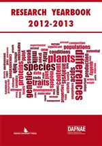 Research yearbook 2012-2013
