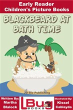 Blackbeard at Bath Time: Early Reader - Children's Picture Books