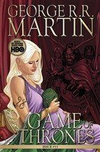 A Game of Thrones: Comic Book, Issue 11