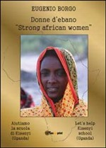 Donne d'ebano. Strong african women