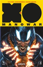 X-O Manowar. Vol. 4