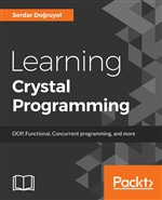 Learning Crystal Programming