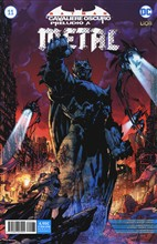 Metal. Batman. Il cavaliere oscuro. Vol. 11