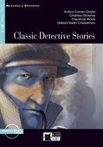 Classic Detective Stories. Book + CD