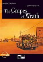 The Grapes of Wrath. Book + audio CD