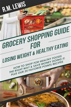 Grocery Shopping Guide for Losing Weight & Healthy Eating