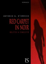 Red carpet in noir