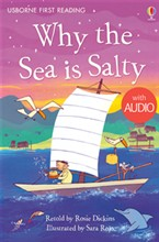 Why the Sea is Salty: Usborne First Reading: Level Four