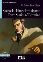 Sherlock Holmes investigates: three stories of detection. Book + CD