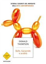 Il Balloon Dog arancione