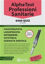 Alpha Test Professioni sanitarie 6500 quiz