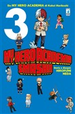 My Hero Academia Smash!!. Vol. 3