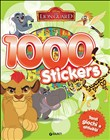 Lion Guard. 1000 stickers. Con adesivi