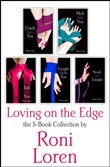 Loving On the Edge 5-Book Collection: Crash Into You, Melt Into You, Fall Into You, Caught Up In You, Need You Tonight