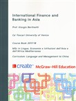 International finance and banking in Asia
