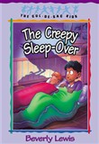Creepy Sleep-Over, The (Cul-de-sac Kids Book #17)