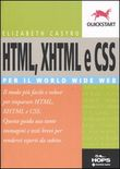 HTML, XHTMLe CSS