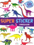 Dinosauri. Super sticker. Con adesivi