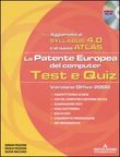 La Patente Europea del computer Test e Quiz versione Office 2000