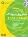 La Patente Europea del computer Test e Quiz versione Office XP