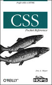 CSS - Pocket Reference