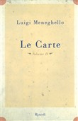 Le carte. Volume II