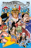 One piece. New edition. Vol. 75