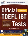 Official TOEFL IBT testes. Con DVD-ROM Vol. 1