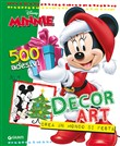 Decor Art. Crea un mondo di festa. Minnie. 500 adesivi