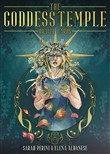 The goddess temple. Oracle cards