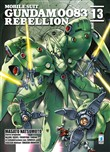 Rebellion. Mobile suit Gundam 0083. Vol. 13